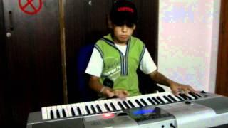 jahan dal dal pe piano cover by anmol bagga