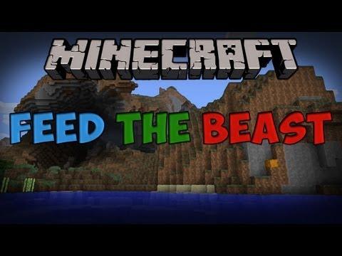 Minecraft FTB - Solar Power! (Ep. 2)