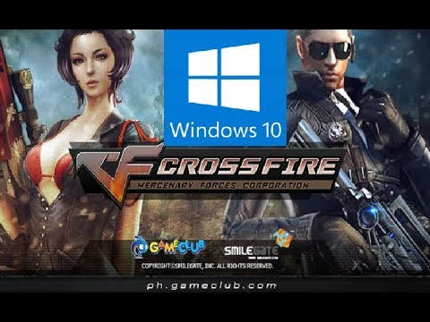 How to fix Crossfire ph in windows 10