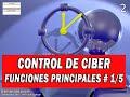 CONTROL DE CIBER FUNCIONES PRINCIPALES 1 DE 5