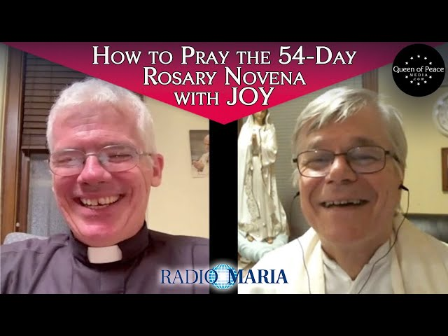 HOW TO PRAY THE ROSARY LIKE YOU'VE NEVER PRAYED IT BEFORE! JOIN THE 54-DAY-MIRACLE ROSARY. Part 2