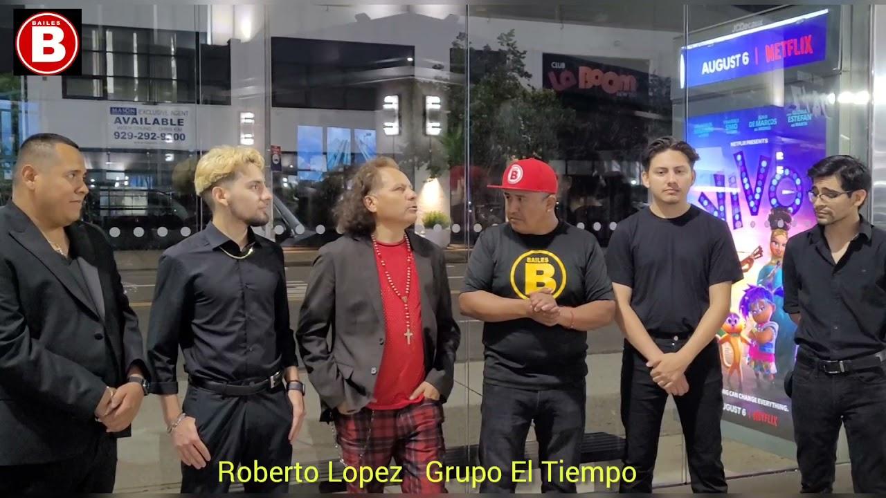 Roberto Lopez Grupo El Tiempo  Entrevista Segunda Parte  Desde  New York #bailesenestadosunidos