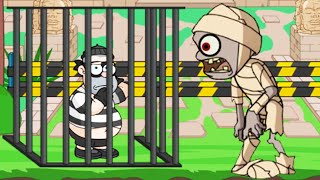 Jail Breaker: Sneak Out! - Noob Vs Pro All Level 39-50 Gameplay Walkthrough Funny Compilation HD