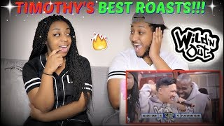 "Wild 'N Out | ""Best Of Timothy DeLaGhetto"" REACTION!!"
