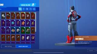 FREE Fortnite powder battle pass skin with Valentines theme wrap. (UNLOCK ABLE STYLE)