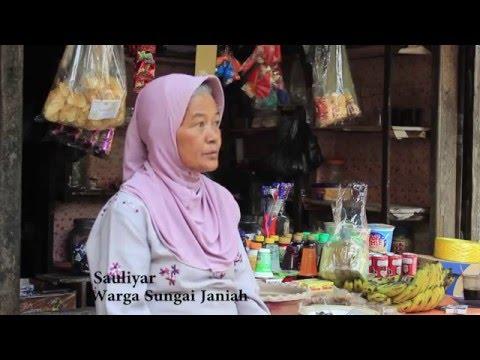 The Legend of Ikan Sakti (Fish Magic) Sungai Janiah- Children turn into fish
