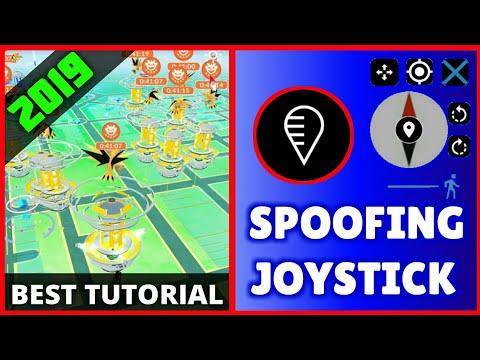 Pokemon Go Mod Apk 0 153 1 [Fake GPS+Anti-Ban+Joystick] 2019
