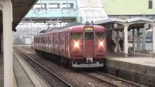 JR西日本415系800番台C08編成普通金沢行き発車