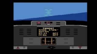 Tomcat - The F-14 Fighter Simulator for the Atari 2600