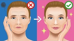 5 Simple Ways To Naturally Reduce Wrinkles!