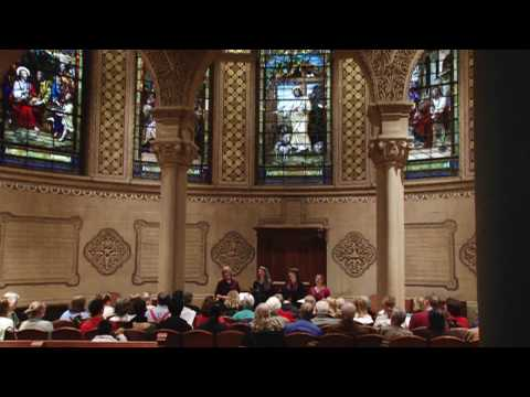 Anonymous 4, Stanford Faculty Teach Gregorian Chant