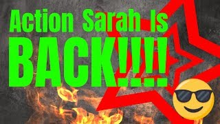 --Action Sarah--FORTNITE DOWN- GIVEAWAY @ 1k SUB 100$ Value! (ROCKET LEAGUE PS4 GAMEPLAY VIDEO LIVE)