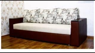 видео Что такое диван еврокнижка, как раскладывается