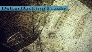 iim7b5 V7 im7 in B Backing Track