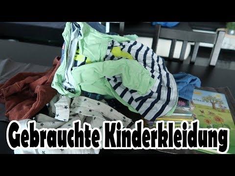 Baby Basar Haul | Gebrauchte Kinderkleidung günstig kaufen | Nici