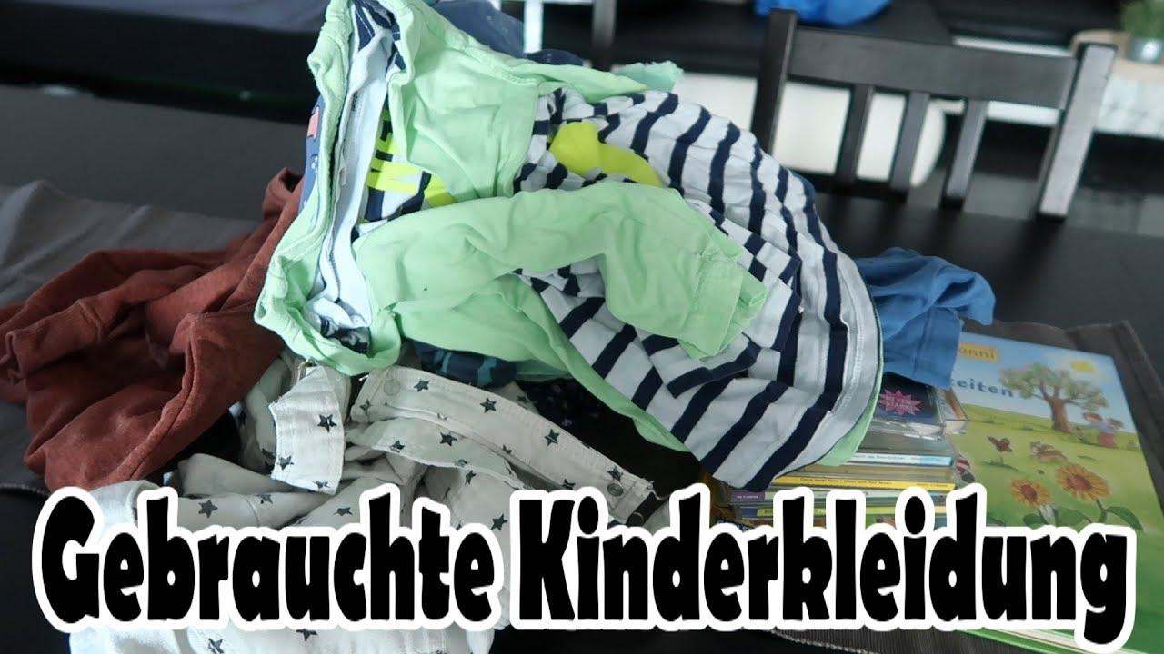 new concept 29798 323d7 Baby Basar Haul | Gebrauchte Kinderkleidung günstig kaufen | Nici