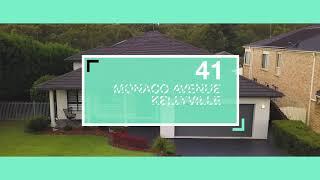 41 Monaco Avenue, Kellyville