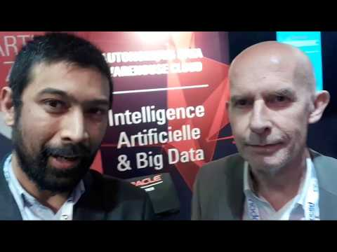 WonderStore on Big Data Paris 2018, Reinier Van Kleij interview, by FINTECHS TV