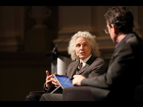 "Phil Lind Initiative Interview with Steven Pinker on the ""The Unravelling of the Liberal Order"""