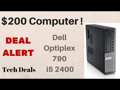 Deal Alert - $150 Intel i5-2400 Quad Core - Desktop Windows Computer - How to buy one on eBay