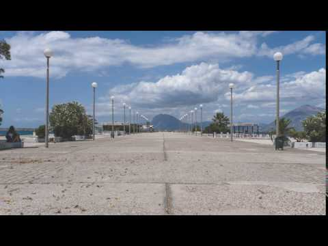 time lapse patras greece