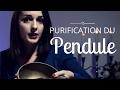 Purification et rechargement du pendule de radiesthésie.