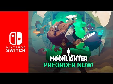 Moonlighter is Coming to Nintendo Switch Next Month