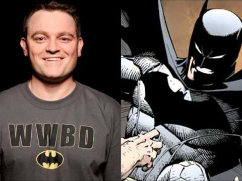 Fat Man On Batman #19 Scott Snyder Of Court And Owls