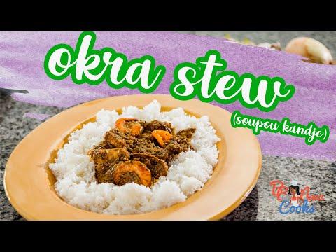 Okra Stew/Soupou Kandje