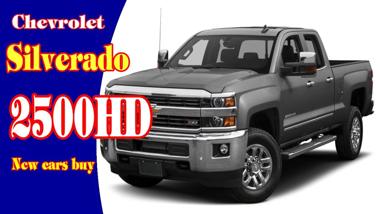 2018 chevrolet silverado hd.  chevrolet 2018 chevrolet silverado 2500hd  crew cab  new cars buy and hd