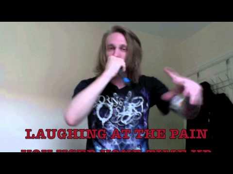 Luke Griffin of Acrania: Ingested - Penance.