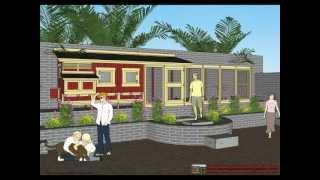 S200 - Chicken Coop Plans Construction