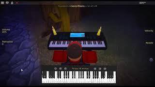 Killer Queen - Sheer Heart Attack von: Queen auf einem ROBLOX Klavier.