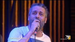 Roberto Angelini canta Giuseppe Conte