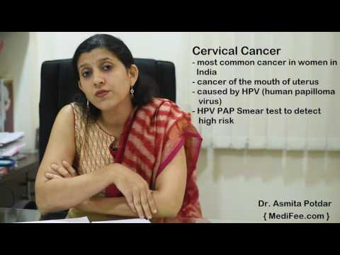 Cervical Cancer - Cause, Treatment & Vaccine