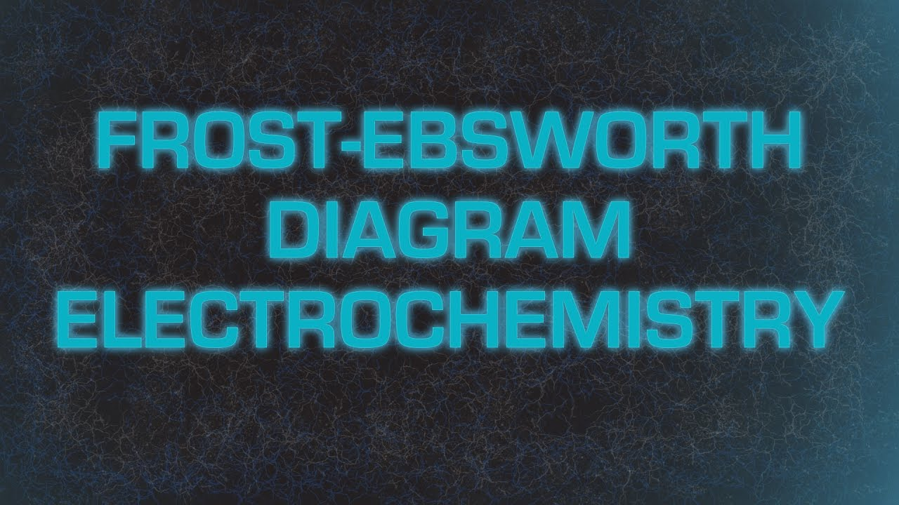 hight resolution of construction frost ebsworth diagram electrochemistry