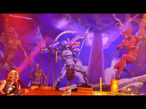ROADKILL - Iron Maiden- Live!