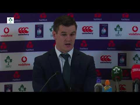 Irish Rugby TV: Joe Schmidt & Johnny Sexton On Ireland's Championship Win