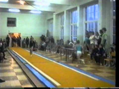 start 65 1996 tumbling demo Buizingen