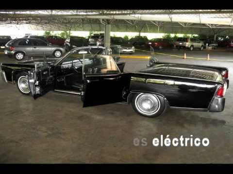lincoln continental 1964 convertible youtube. Black Bedroom Furniture Sets. Home Design Ideas