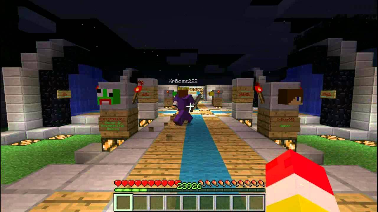 Unspeakable Gaming Sub Server New Spawn Info