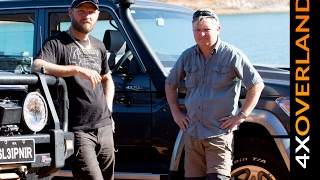 RONNY DAHL QUESTION TIME. AndrewSPW Land Cruiser build-3