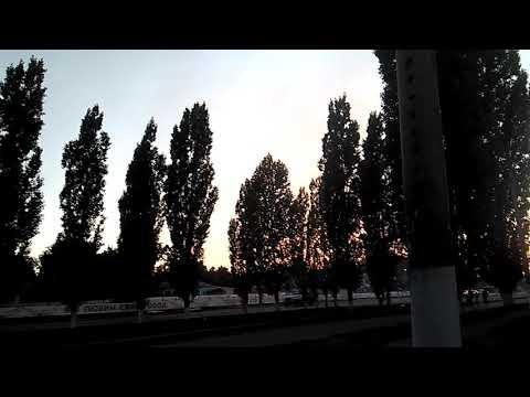 Центр Бутурлиновки кладбище горит