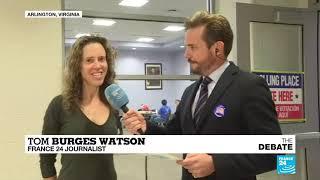 US Midterm elections: Vote splits families