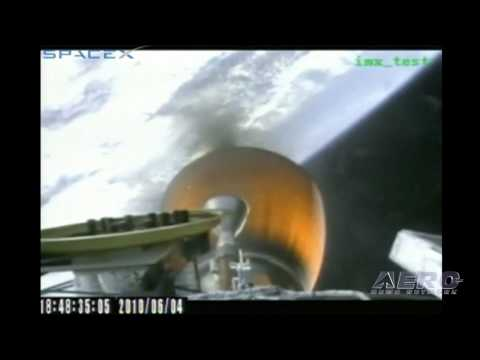 Aero-TV Special Report: Exceeding Expectations - SpaceX Falcon 9 Is In Orbit!