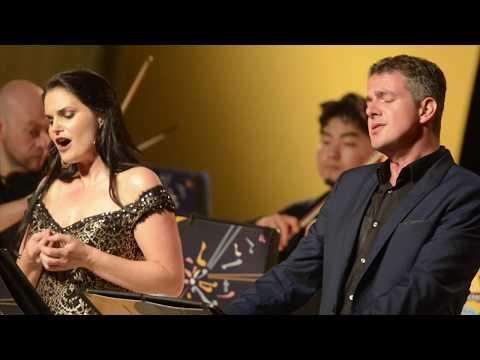 Philippe Jaroussky & Emoke Barath - Duo de Rodelinda et Bertarido (Rodelinda - Haendel)