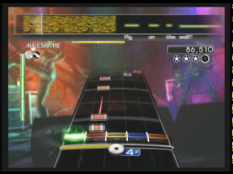 Fly On The Wall by Miley Cyrus ~ RockBand 2 DLC for 06/22, Expert Guitar/Vocals 100% SR FC