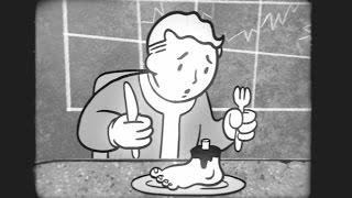 Fallout 4 – Зачем есть мясо других людей? Выносливость (HD) на русском S. P. E. C. I. A. L.