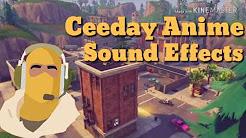 Ceeday Sound Effect | Mega Pack (STOP COPYING MY PLAYLIST