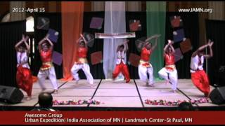 Awesome Group-Dance [India Association of MN]